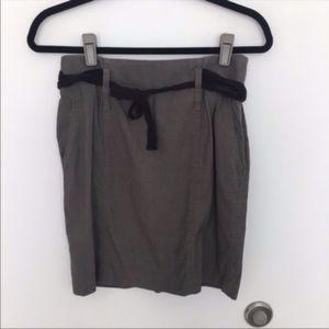 Comptoir des Cotonniers pencil skirt